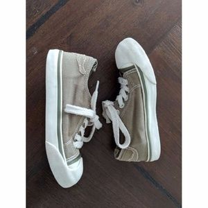 Janie And Jack Sneakers Size 10 Toddler
